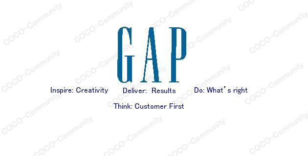 GAP子供服販売ショップ情報